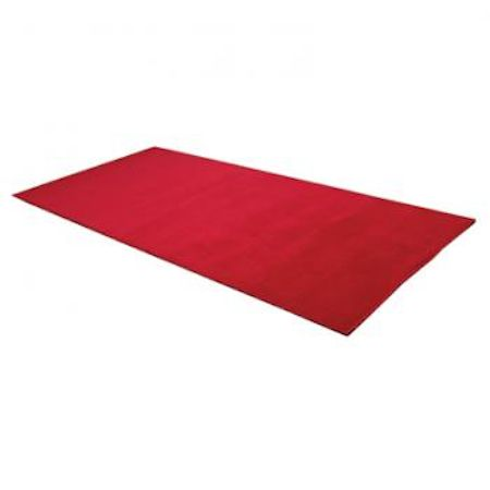 Red Outdoor Carpet Runner 1 2m X 7 8m Marquee Hire Wedding Tent