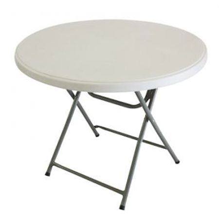 Round plastic table seats 6 marquee hire wedding for 120 round table seats how many