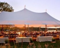 sailcloth marquee hire