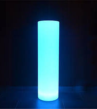LED-column-hire-round