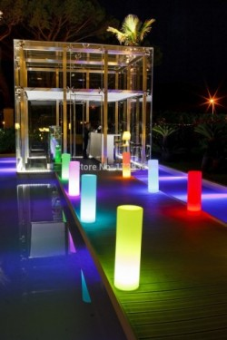 led-column-round-multi