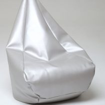 silver-bean-bag-for-hire