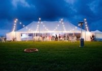 Peg and Pole Marquees