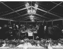 clear marquee wedding 5