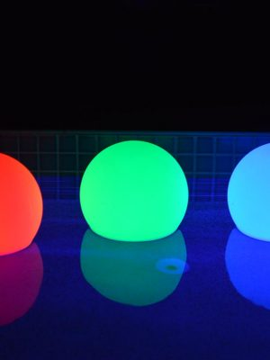 illuminated-glow-Floating-LED-pool-ball-for-hire
