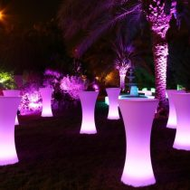 illuminated-glow-LED-upright-bar-hire