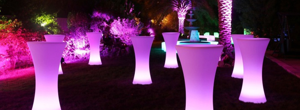 Perry\'s goes GLOW!