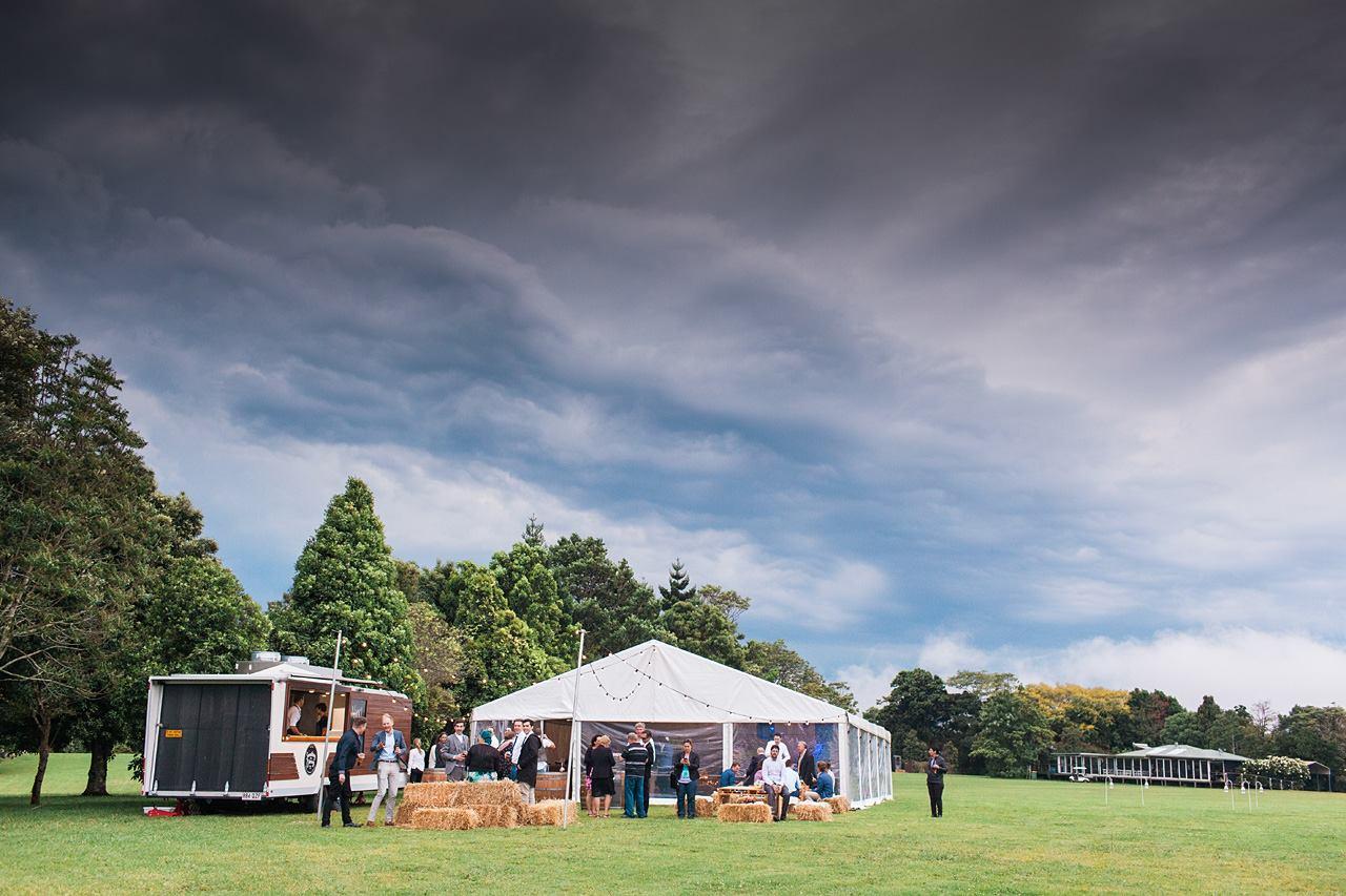 Sunshine coast wedding hire marquee 2