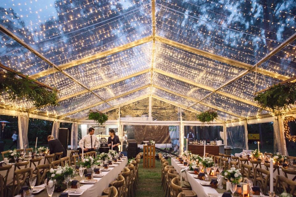 choose the best rental company for wedding tent rentals